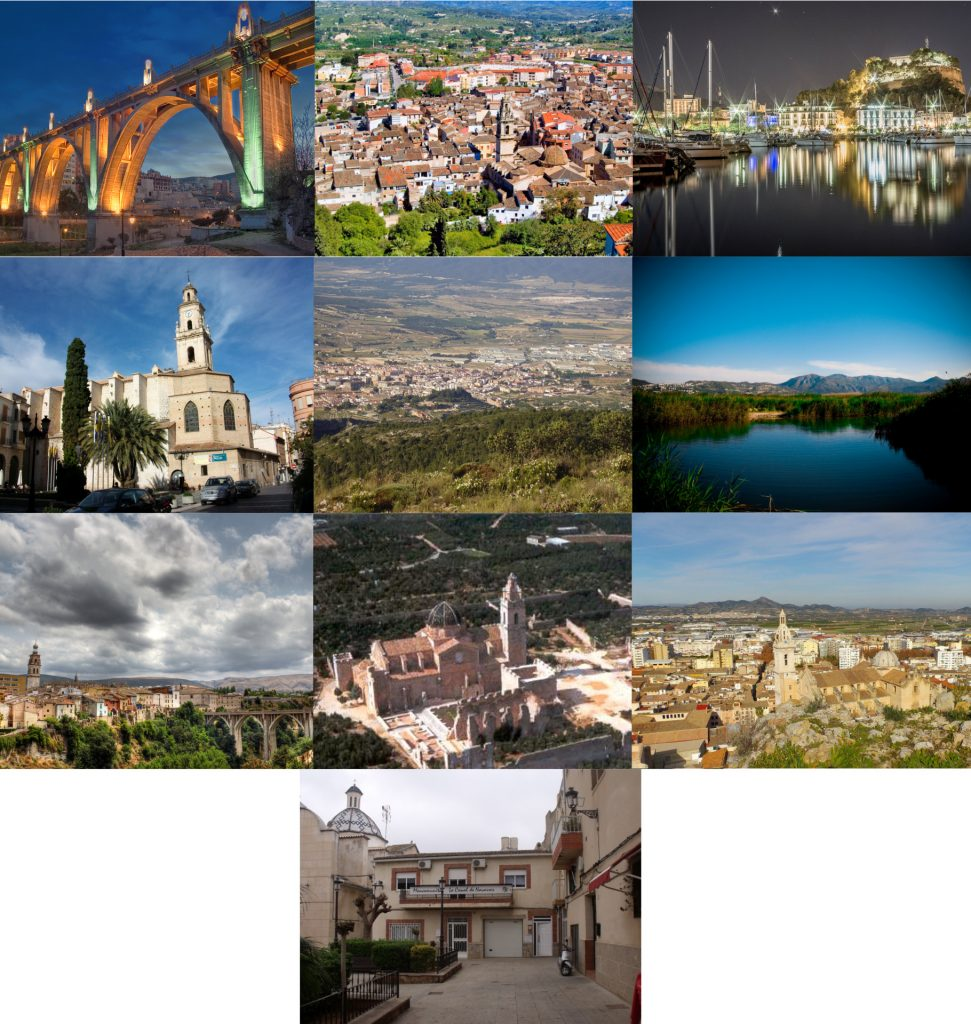 Comarcas Centrales Valencianas