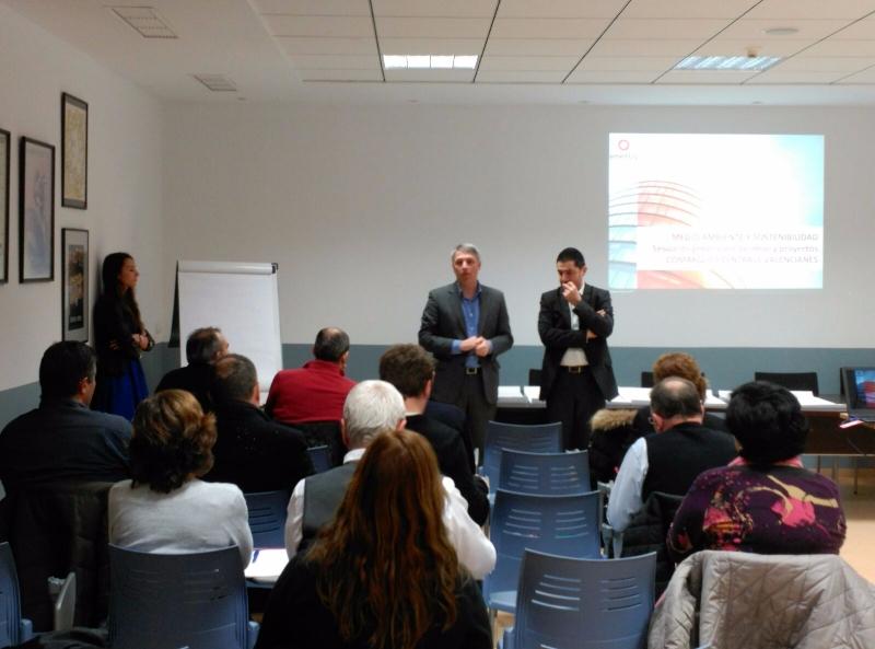 Jornada identificacion proyectos estrategicos en Oliva